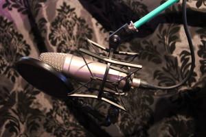 Røde NT1-A Podcast Ausrüstung